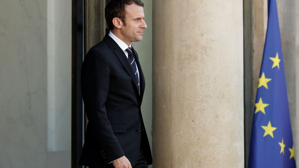 Foto: El nuevo gobierno de Emmanuel Macron en Francia. (Reuters)
