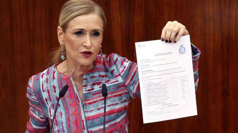 La URJC solicita cuatro años de cárcel para Cifuentes por falsificación de documentos