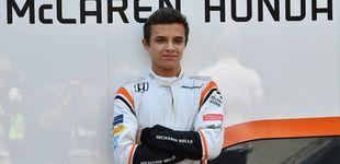 Post de Lando Norris ya es ungido como el heredero de Alonso en McLaren