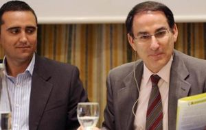 El empreario Glez. de Lara promete 'refundar la patronal andaluza'
