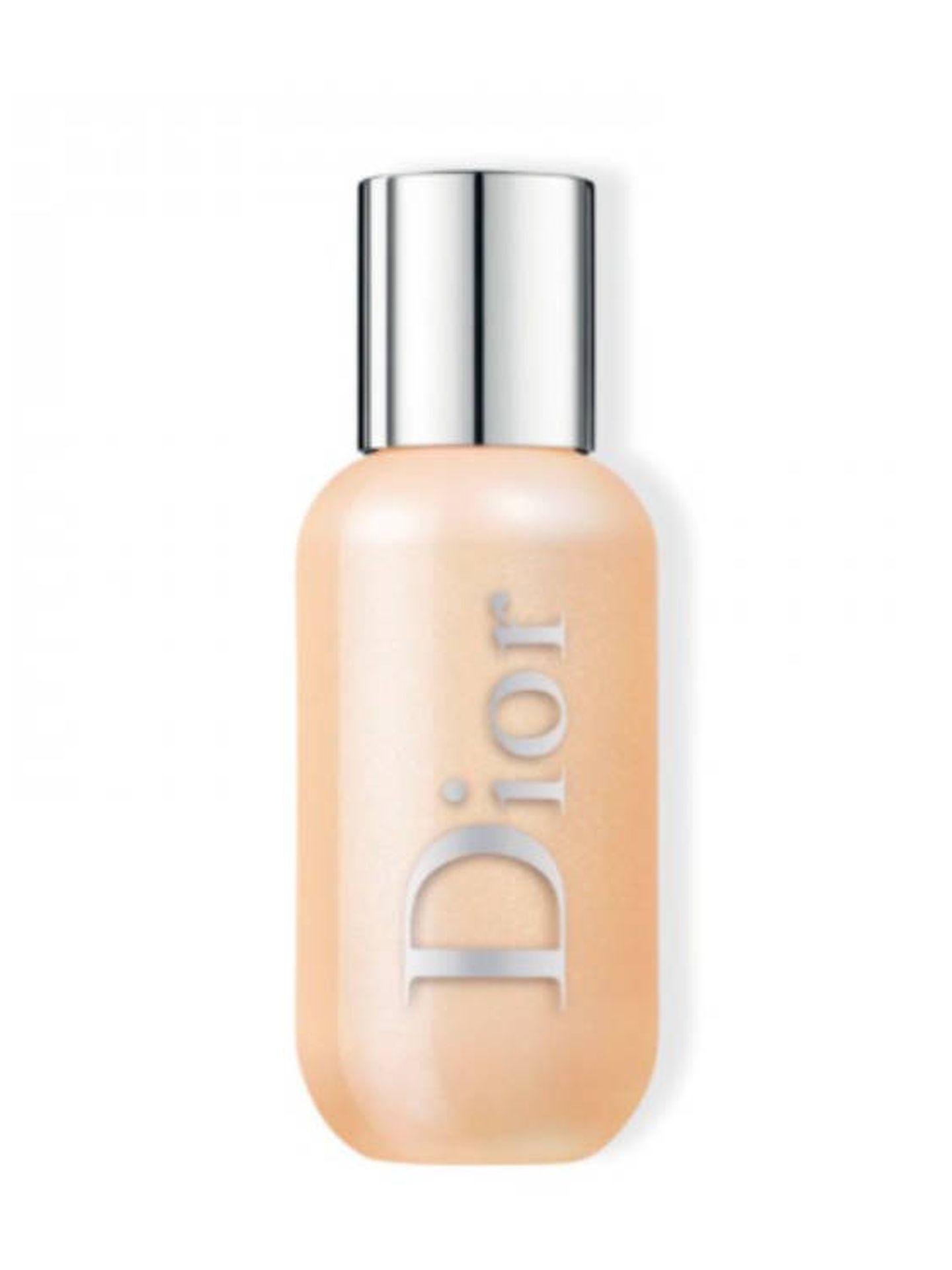 Face and Body Glow de Dior. (Cortesía)