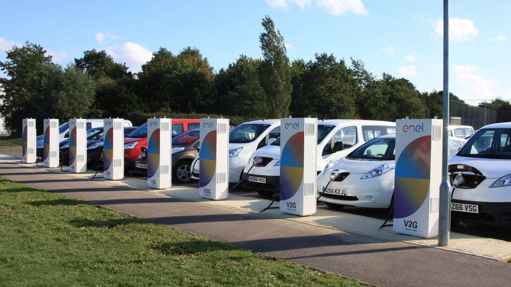 Foto: Las infraestructuras de recarga del coche eléctrico no son rentables.