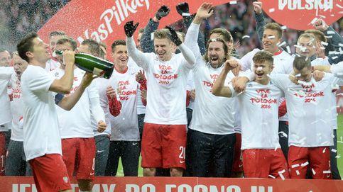 Lewandowski es denunciado por beber alcohol tras meter a Polonia en la Euro