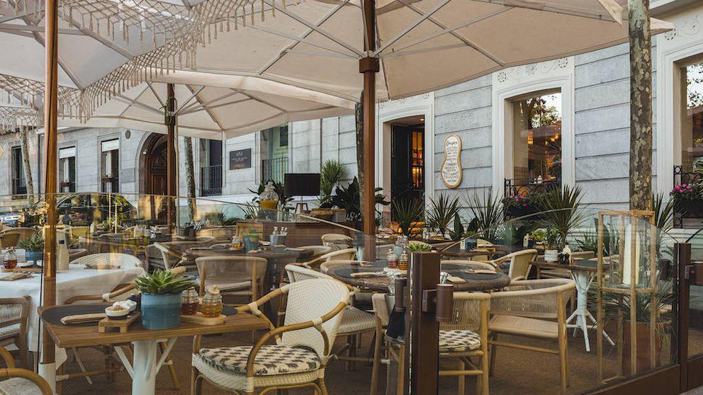 Aarde y Origen reabren juntos en una de las terrazas más especiales de Madrid