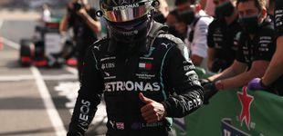 Post de Fórmula 1: espectacular pole de Hamilton en Portugal y Carlos Sainz saldrá 7º