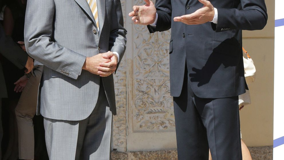 Felipe VI y Pau Gasol, un encuentro de altura