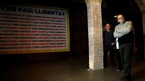 Torra inicia 48 horas de ayuno y dormirá en Montserrat en apoyo a los presos