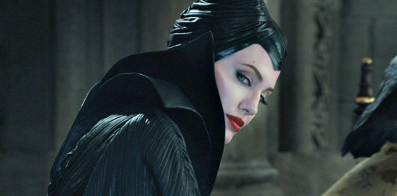 Foto: Angelina Jolie en 'Maléfica' (Disney)