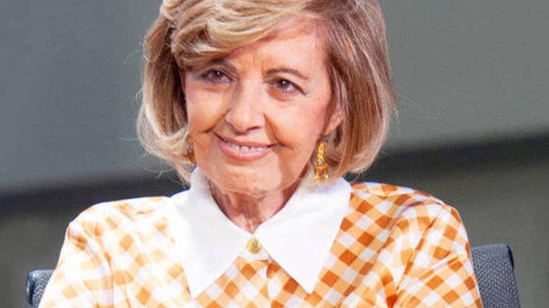 Otros famosos como María Teresa Campos también han tenido problemas con Hacienda. (CP)