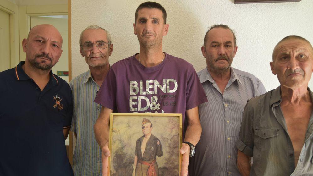 Foto: Legionarios: los hijos de Millán-Astray y la casa de acogida para los veteranos
