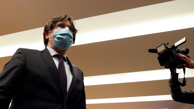 ERC repudia el DNI de Puigdemont: dará problemas legales y tiene nula utilidad