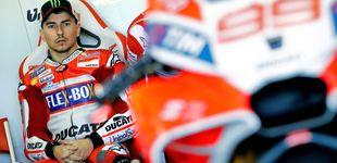 Post de Problemas para Lorenzo: Ducati no tendrá lista su MotoGP hasta enero