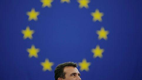 La UE se vuelca con Macedonia, una historia de paz en tiempos turbulentos