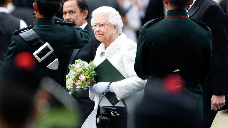 Isabel II, en una imagen de archivo. (EFE)