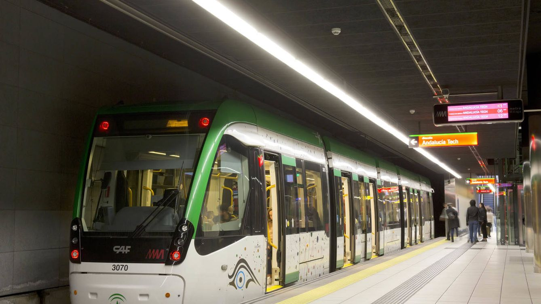 La francesa Infravia encarga a BBVA la venta de su participación en Metro de Málaga