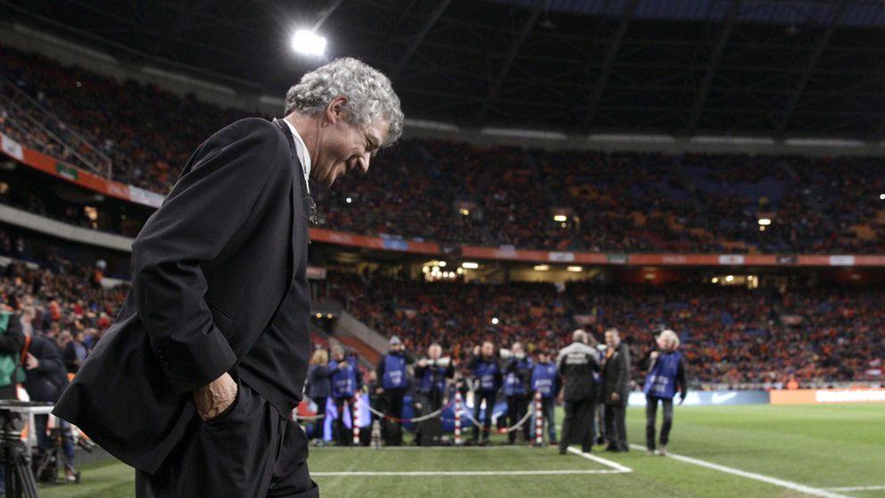La huelga del fútbol, la locura y osadía de Villar de daños terribles y cuantiosos
