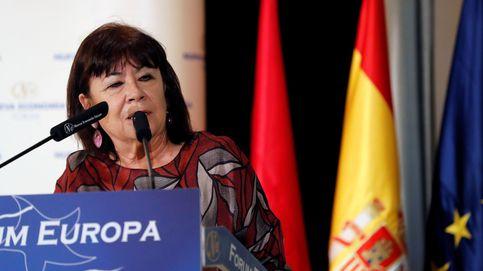 El PSOE se lanza a por votantes de Cs y reprocha a Rivera su cercanía con Vox