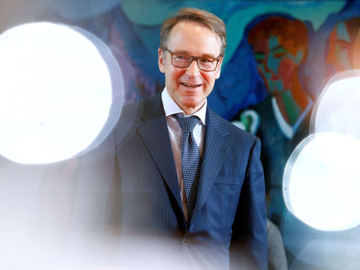 Foto: El presidente del Bundesbank, Jens Weidmann. (Reuters)