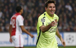 Messi consigue lo que se le atragantó a Cristiano: igualar los 71 goles de Raúl