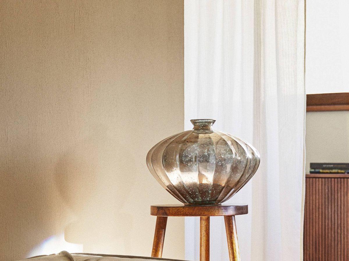 Foto: Zara Home te invita a decorar con vidrio mercurizado. (Cortesía)