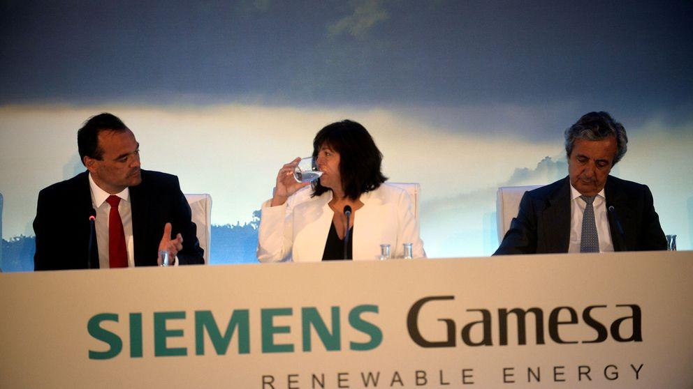 Siemens Gamesa se hunde más del 14% por los primeros resultados tras la fusión