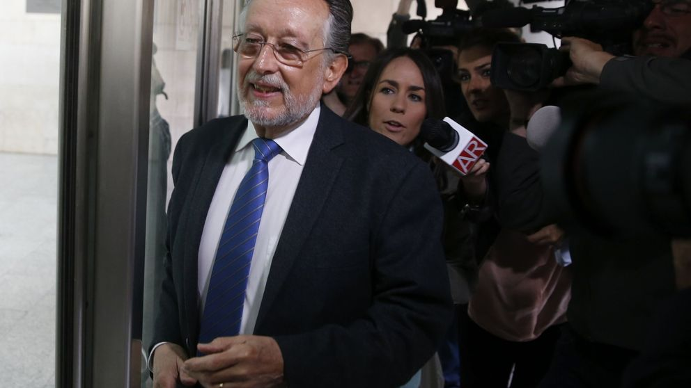 Alfonso Grau, imputado por la 'caja B' del PP de Valencia