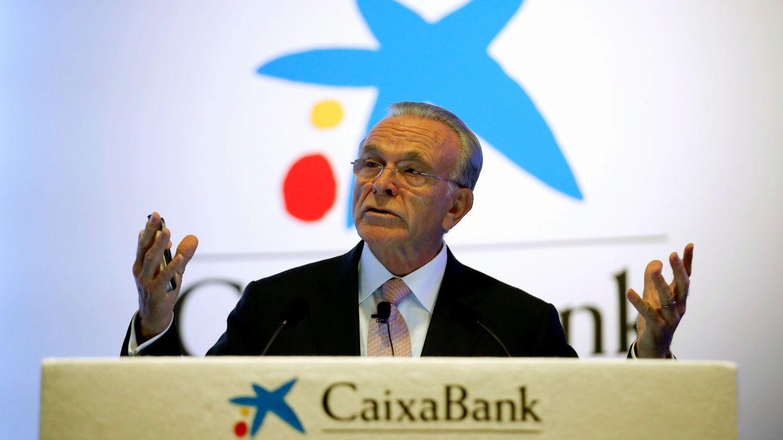El presidente de la Fundación 'la Caixa', Isidre Fainé. (Reuters)