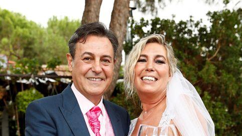 José Ribagorda da su noticia más feliz: flamenco, emoción y lágrimas en su boda