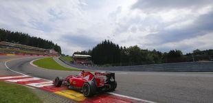 Post de Horario y televisión del Gran Premio de Bélgica de Fórmula 1