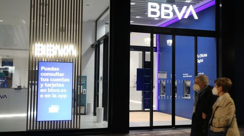BBVA estudia el cierre de entre 500 y 600 oficinas en España junto al ERE