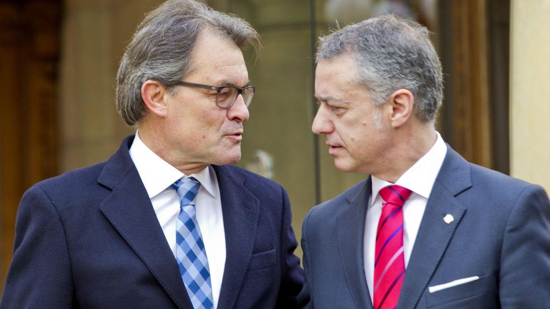 La ruta soberanista vasca tras la visita de Mas: la ponencia de autogobierno y consultas