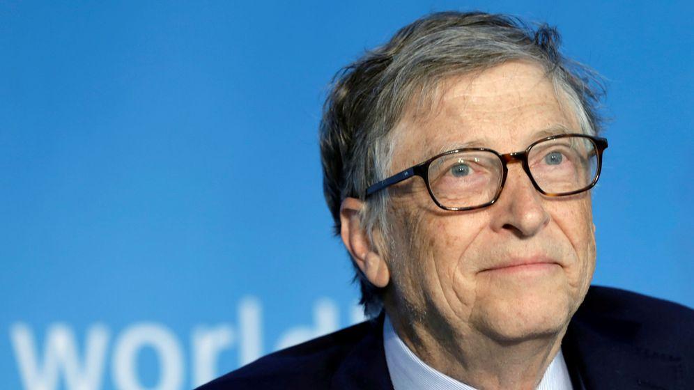 Foto: Bill Gates, en un acto del Banco Mundial. REUTERS Yuri Gripas