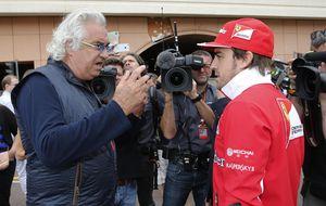 Tweet con burla para Mattiacci Los remitentes: Briatore y Alonso
