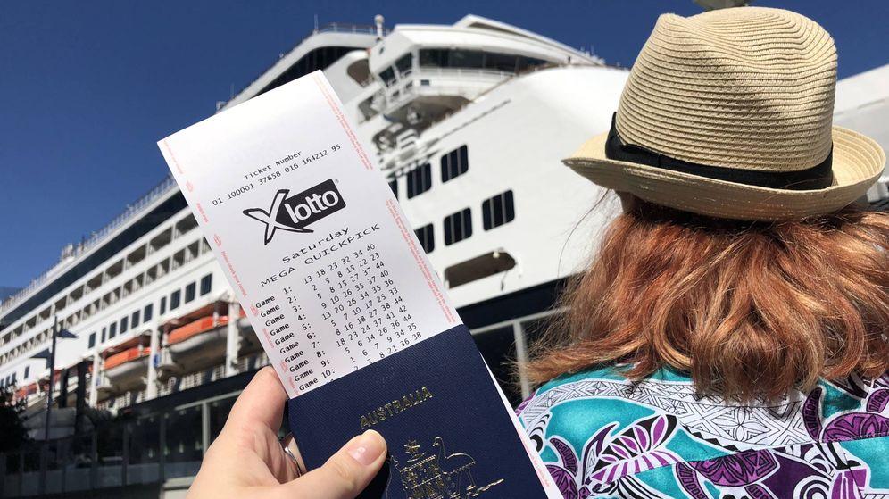 Foto: La ganadora se ha sacado el pasaporte y ha regalado unas vacaciones a sus seres queridos (Foto: The Lotto)