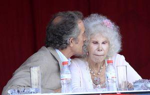 Abierto el testamento de la duquesa de Alba en el palacio de Dueñas