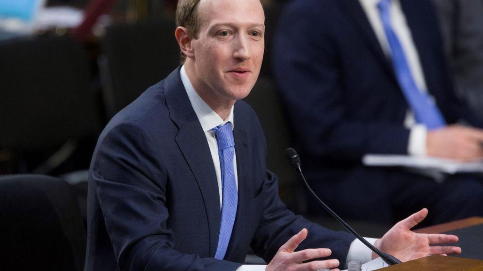 Foto: Mark Zuckerberg ha tenido que dar explicaciones sobre el asunto Cambridge Analytica en el Senado