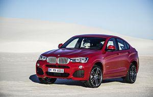 BMW X4, un todocamino, compacto, coupé y premium