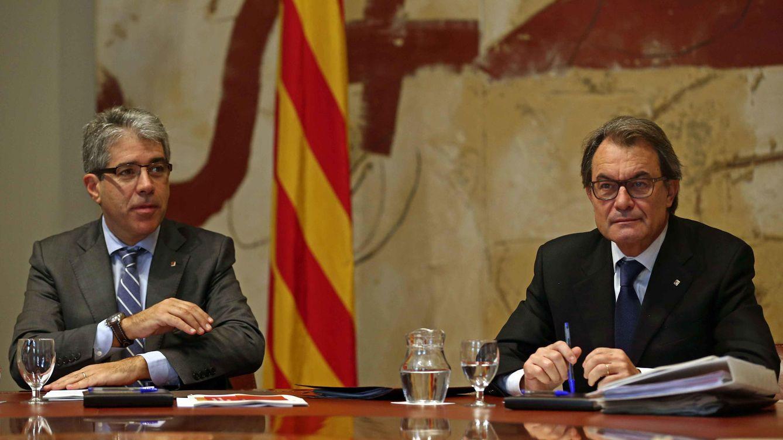 Cataluña, Homs y las hienas