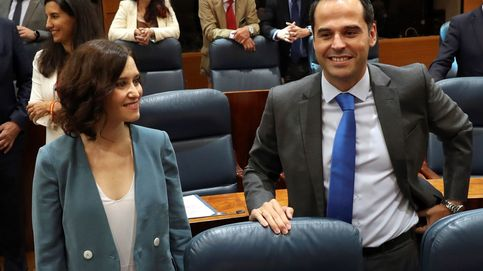 Investidura de Díaz Ayuso, en directo | Lucharemos por la unidad de España