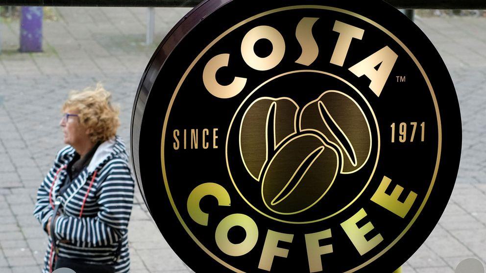 Coca-Cola compra la cadena de cafeterías Costa por 4.350 millones de euros