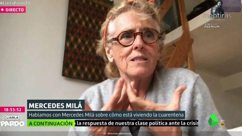 Mercedes Milá, en 'Liarla Pardo'. (La Sexta)