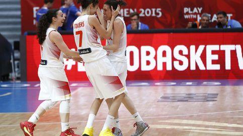 Anna Cruz mete a España en la lucha por las medallas en el EuroBasket