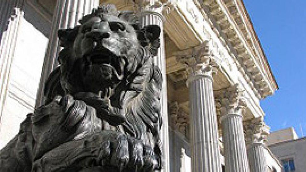 Patrimonio adjudicó sin publicidad a Dragados unas obras en el Congreso por 4,5 millones