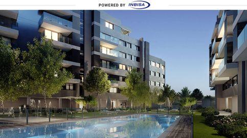 Así son las nuevas viviendas con terraza, piscina y pista de pádel en Sanchinarro