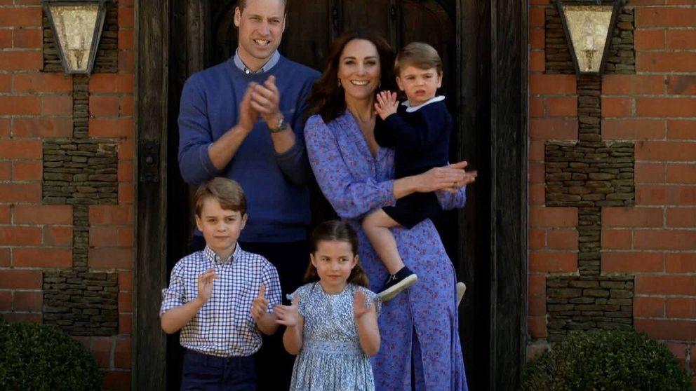 Kate Middleton nos alegra la primavera con su nuevo vestido de flores