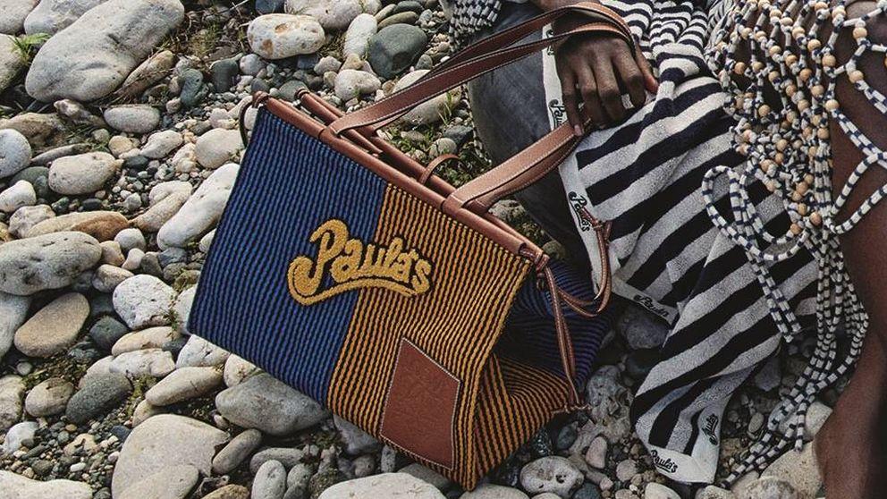 Alerta objeto de deseo: tu cesto de este verano será un Paula's Ibiza de Loewe