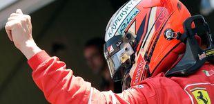 Post de Raikkonen, primera pole en 9 años y Sainz, sexto, da otro golpe en la mesa