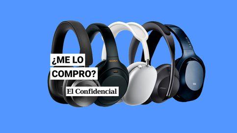 Buscamos los auriculares con cancelación de ruido perfectos: todos contra los AirPods Max