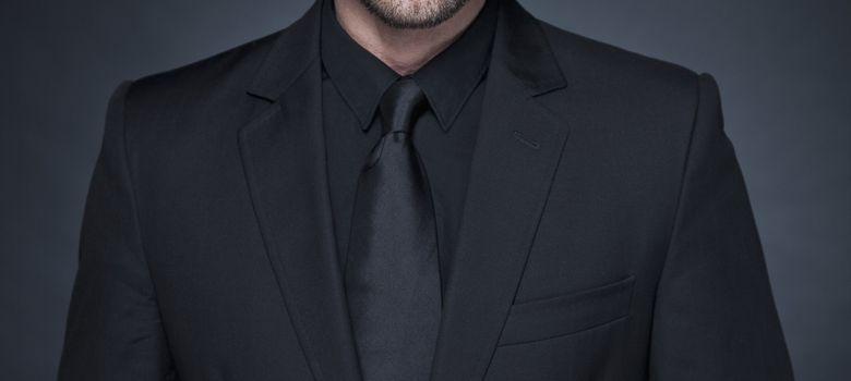 Foto: Un macho alfa enfundado en un traje. (Corbis)