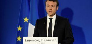 Post de La victoria de Macron da esperanzas a los partidarios de relanzar Europa